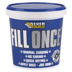 EVERBUILD FILONCE06  Filler Fill Once 650Ml
